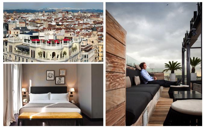 The principal hotel gran via designhotels hotelkosmetik - The principal madrid hotel ...