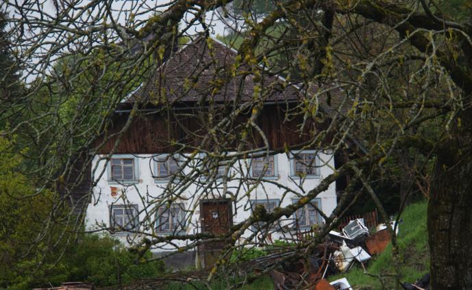 Das Haus im Grundriss