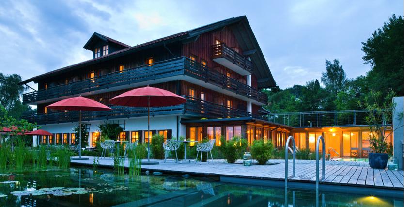 Biohotel pausnhof im bayerischen wald st oswald for Designhotel bayerischer wald