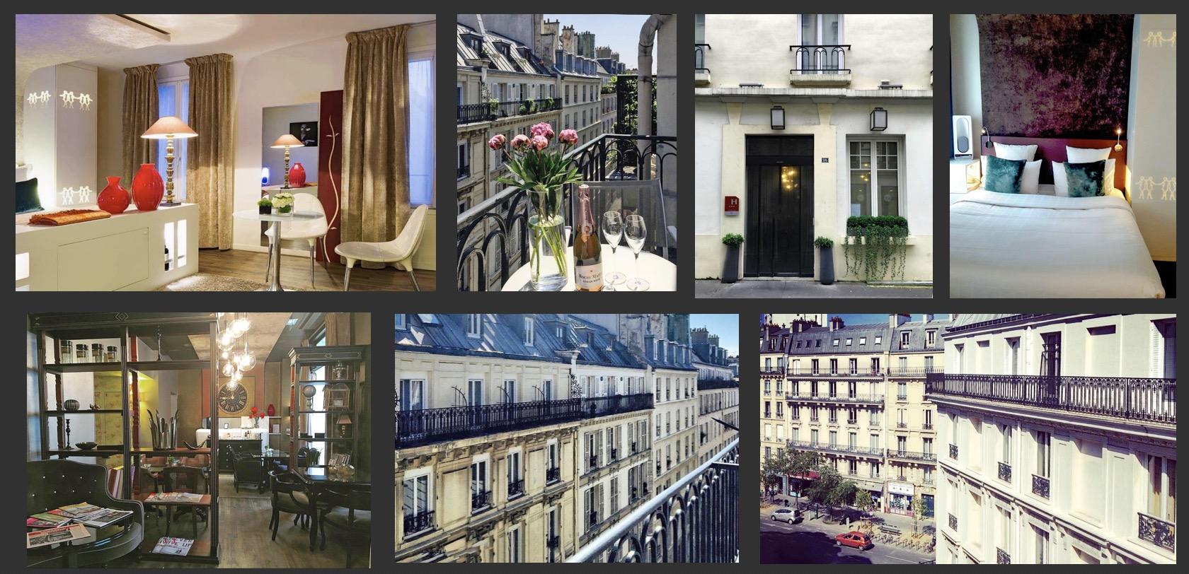 Hotel Gabriel Paris Hotel Gabriel Paris Marais Hotelkosmetik Korres