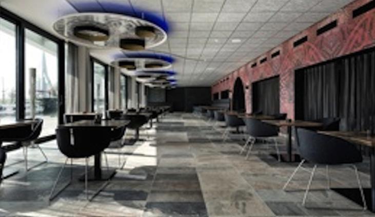 mainport hotel in rotterdam kologisch durch und durch. Black Bedroom Furniture Sets. Home Design Ideas