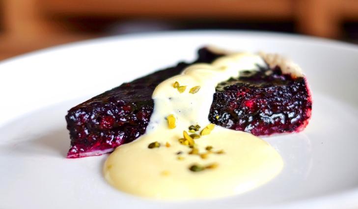 Rezept Heidelbeertarte Vanillesauce Dr Oetker Kuchen Obstkuchen